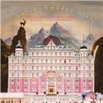 Cover CD Colonna sonora Grand Budapest Hotel