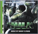 Cover CD Colonna sonora Hulk