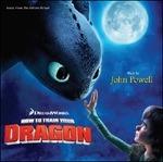Cover CD Colonna sonora Dragon Trainer