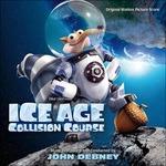 Cover CD Colonna sonora L'era glaciale: In rotta di collisione