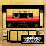 Cover CD Colonna sonora Guardiani della Galassia