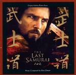 Cover CD Colonna sonora L'ultimo samurai