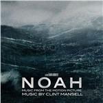 Cover CD Colonna sonora Noah