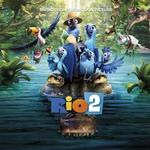 Cover CD Colonna sonora Rio 2 - Missione Amazzonia