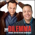 Cover CD Colonna sonora Il dilemma