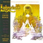 Cover CD Colonna sonora Labyrinth - Dove tutto è possibile
