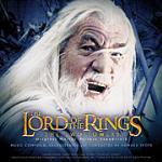 Cover CD Colonna sonora Il signore degli anelli - Le due torri