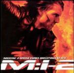 Cover CD Colonna sonora Mission: Impossible-2