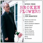 Cover CD Colonna sonora Broken Flowers