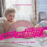 Cover CD Colonna sonora Marie Antoinette