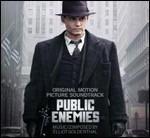 Cover CD Colonna sonora Nemico Pubblico - Public Enemies
