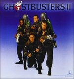 Cover CD Colonna sonora Ghostbusters 2