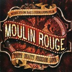 Cover CD Colonna sonora Moulin Rouge