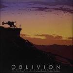 Cover CD Colonna sonora Oblivion