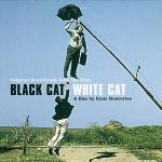 Cover CD Gatto nero, gatto bianco
