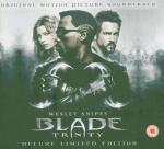 Cover CD Colonna sonora Blade: Trinity