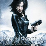Cover CD Colonna sonora Underworld: Evolution