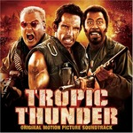 Cover CD Colonna sonora Tropic Thunder
