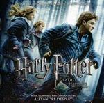 Cover CD Colonna sonora Harry Potter e i doni della morte - Parte I