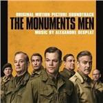 Cover CD Colonna sonora Monuments Men