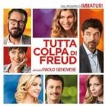 Cover CD Colonna sonora Tutta colpa di Freud