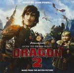 Cover CD Colonna sonora Dragon Trainer 2