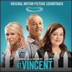 Cover CD Colonna sonora St. Vincent