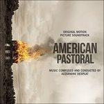 Cover CD Colonna sonora American Pastoral