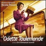 Cover CD Colonna sonora Lezioni di felicità - Odette Toulemonde