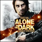 Cover CD Alone in the Dark
