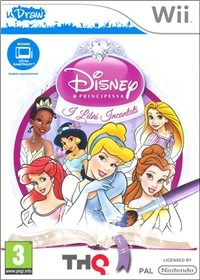 Disney Principesse Libri Incantati