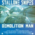 Cover CD Colonna sonora Demolition Man
