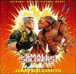 Cover della colonna sonora del film Small Soldiers