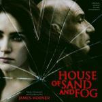 Cover CD Colonna sonora La casa di sabbia e nebbia