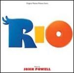 Cover CD Colonna sonora Rio