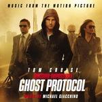 Cover CD Colonna sonora Mission Impossible - Protocollo Fantasma