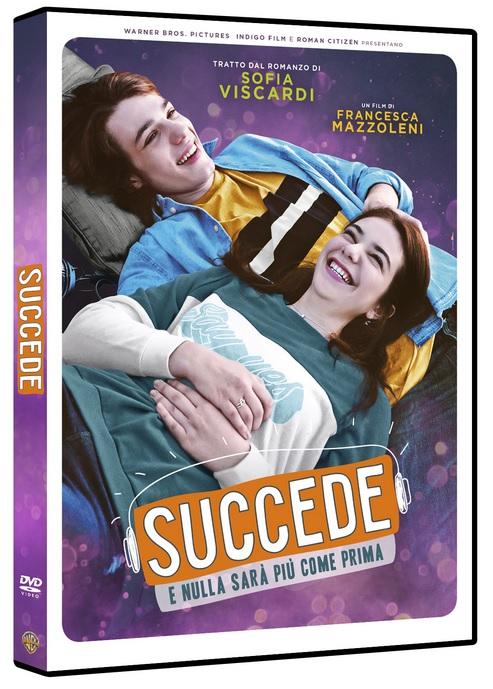 Cover Dvd DVD Succede