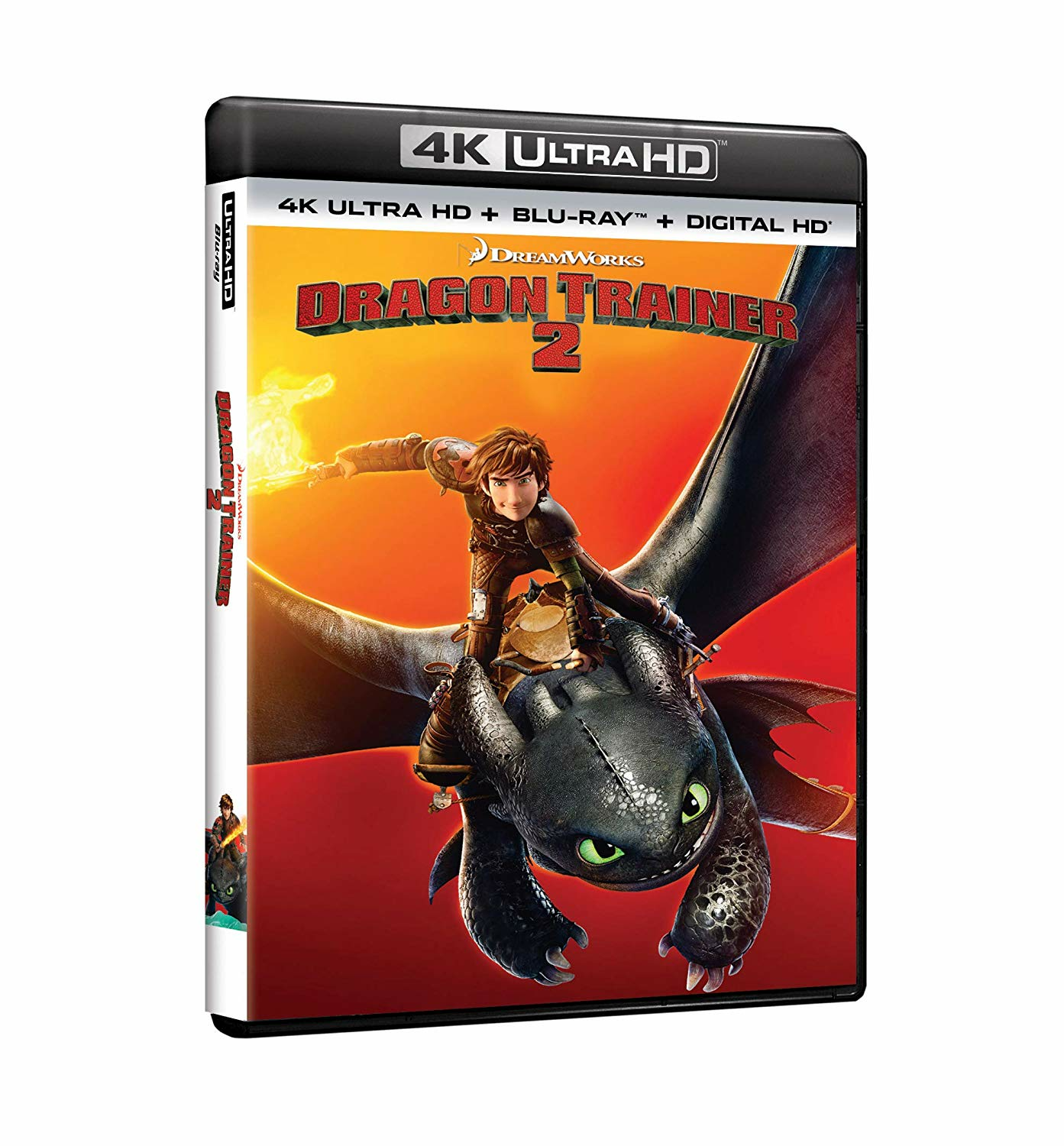 Cover Dvd DVD Dragon Trainer 2