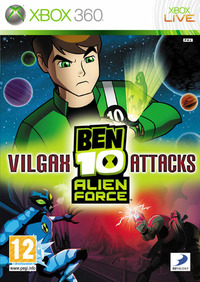 Ben 10 Alien Force: Vilgax Attacks (in inglese)