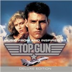 Cover CD Colonna sonora Top Gun