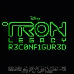 Cover CD Colonna sonora Tron - Legacy