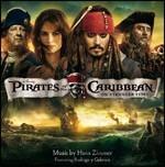 Cover CD Colonna sonora Pirati dei Caraibi - Oltre i confini del mare