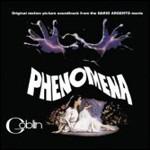 Cover CD Colonna sonora Phenomena