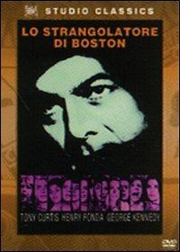 Locandina Lo strangolatore di Boston