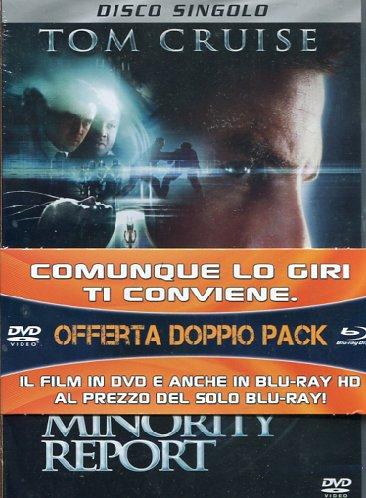 Cover Dvd DVD Minority Report