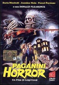 Locandina Paganini horror