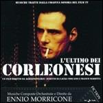 Cover CD Colonna sonora L'ultimo dei corleonesi