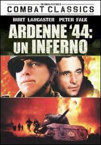 Locandina Ardenne '44, un inferno