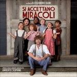 Cover CD Colonna sonora Si accettano miracoli