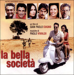 Cover CD Colonna sonora La bella società